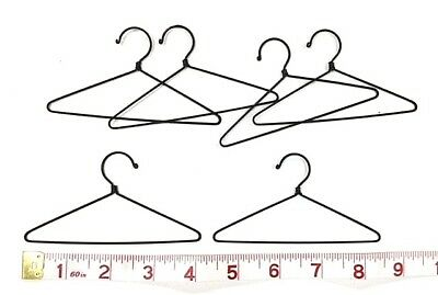 "6X  Small Wire Quilt Hangers  4""  (Plain)"
