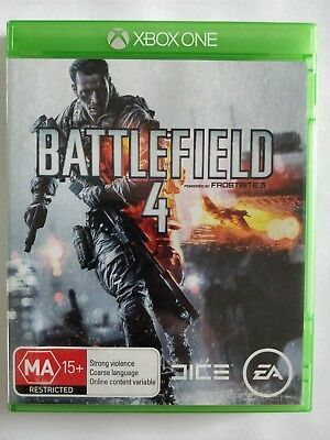 Battlefield 4 - Xbox One - fast free post