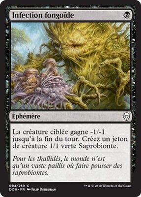 Infection fongoïde  X4   VF DOMINARIA