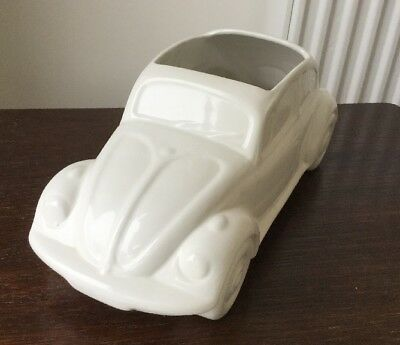 Rare Large Dartmouth Pottery Car Volkswagen VW Beetle
