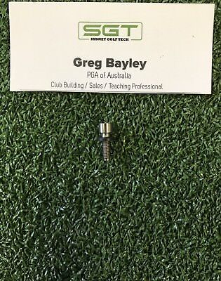 Taylormade Screw And Washer For M3/M4 Drivers, Fairways, Hybrids With Adapters