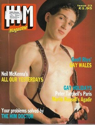 Vintage Gay Magazine - Him Magazine No 23