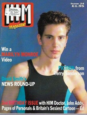 Vintage Gay Magazine - Him Magazine No 24