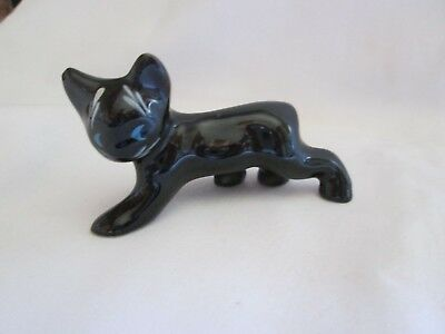 Black Manx Cat Ornament