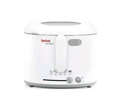 5'bl   Tefal Maxi Fry 1600W Electric Deep Chips Fish Food Kitchen Portable Fryer
