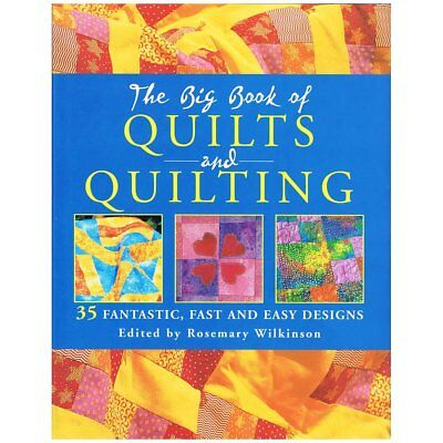 The Big Book Of Quilts & Quilting Educational Toys Books