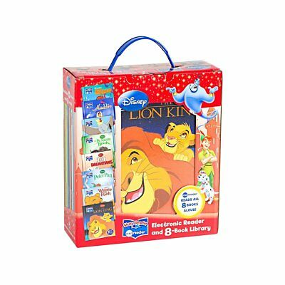 ME Reader Disney Classic A- Electronic Reader and 8-Book Library