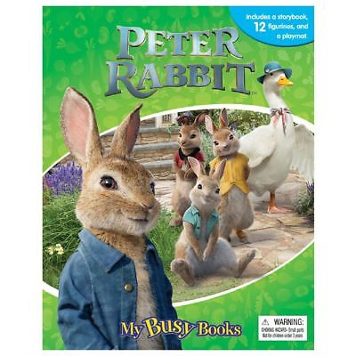 Peter Rabbit - My Busy Books Educational Toys Books