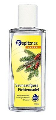 Spruce Needle Oil Sauna Infusion 190 ml from Spitzner