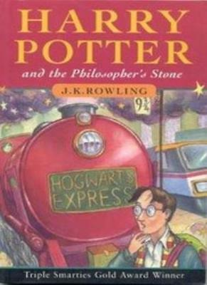 Harry Potter and the Philosopher's Stone By J.K. Rowling. 9780747532743