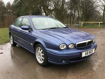 Jaguar X Type 2.0 Diesel Mot May 2019  Private Plate Included,mint Condition