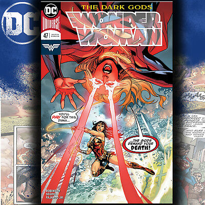WONDER WOMAN #47 Vol 5 - DC COMICS