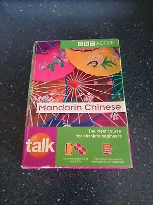 Learn mandarin chinese book and cd's
