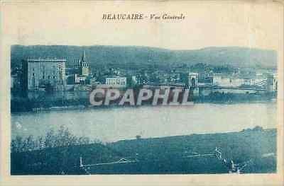 CPA Beaucaire Vue Generale