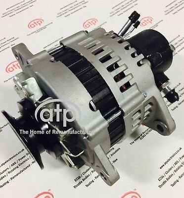 Opel Monterey 3.1 Td Alternator Brand New 1992-97 12V 80A With Vac Pump As Shown