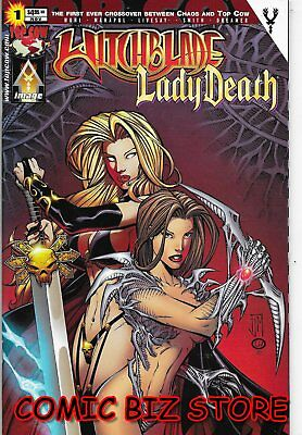 Witchblade Lady Death #1 (2001)  1St Printing Bagged & Boarded Top Cow Comics