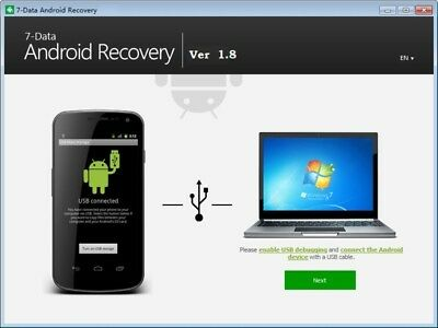Android Data Recovery Professional Regd. Delivery in 5 min