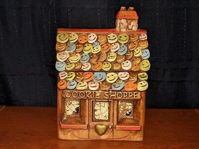 Rare Vintage 1950's California Originals Cookie Shoppe Cookie Jar