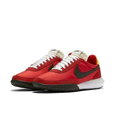 new product a758f 5d2f7 ... discount code for mens nike roshe waffle racer nm running shoes new red  black msrp 115