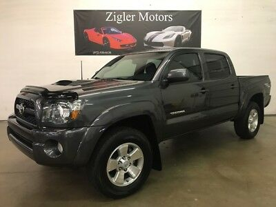 2011 Toyota Tacoma One Owner Double Cab 4WD TRD OFF Road Package 2011 Toyota Tacoma One Owner Double Cab 162,000 Miles