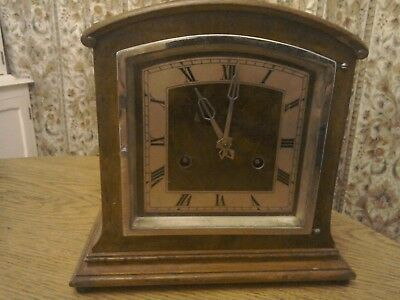 Antique Art Deco clock by Tower Clocks