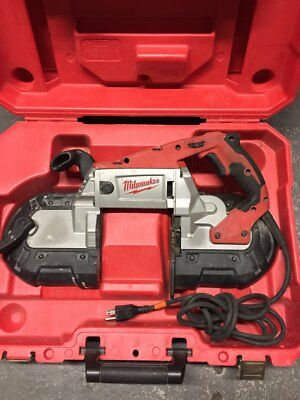 *MILWAUKEE 6232-20 Deep Cut Variable Speed Band Saw in Box