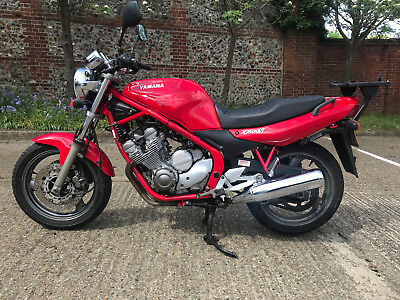 Exceptionally Clean yamaha xj600n,1998 14.000 MILES!!