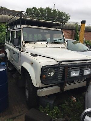 Land Rover 110 County