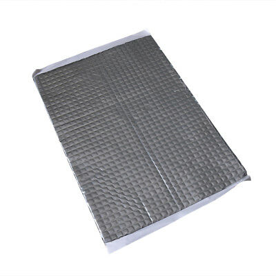 White Silent Coat 2mm 40 Sheet Pack Car Van Deadening Sound Proofing Damping Mat