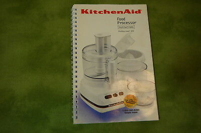 New kitchen king pro manual food processor with recipe book 1810 kitchen aid pro 670 food processor instruction manual recipes book forumfinder Gallery