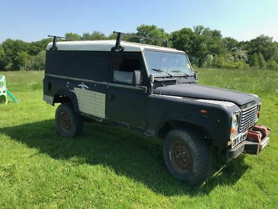 Land Rover 110  200tdi - working vehicle with 12 months MOT