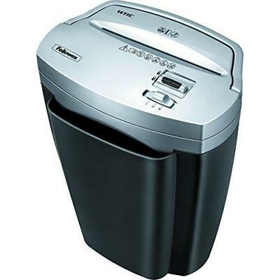 Fellowes Powershred W11C, 11-Sheet Cross-cut Paper and Credit Card Shredder with