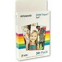 Zink Photo Paper INSTANT FILM M34030A for GL10 Z340