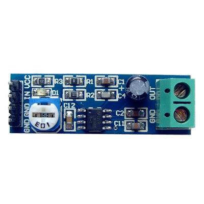 LM386 200 Gain Power Amplifier Module Audio Board Chip Integrated Circuits 5-12V