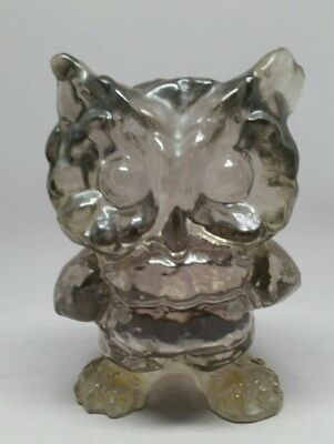 Dorothy C. Thorpe Mexico Lucite Resin Owl Figure Sculpture Kay Finch Design MCM