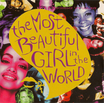 The Most Beautiful Girl in the World [EP] by Prince (CD, Feb-1994, Life)
