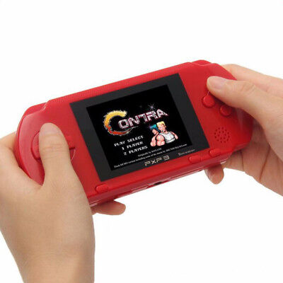 Portable 16 Bit Retro Video Multi-Games Gift LCD PXP3 Game Console Handheld AY1