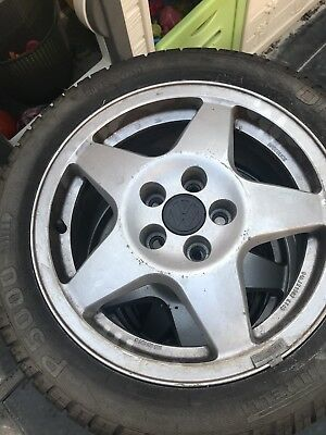 original velgen wheels VW Golf GTI 3