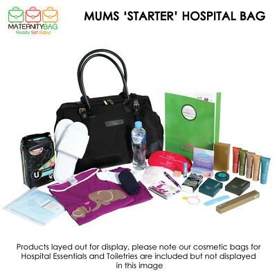 STARTER Hospital Bag (Mums) MaternityBag for Labour