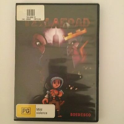 Teslagrad from Rain Games PC 2D puzzle platform game (PG - had great reviews)