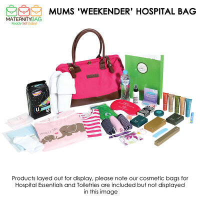 WEEKENDER Hospital Bag (Mums)