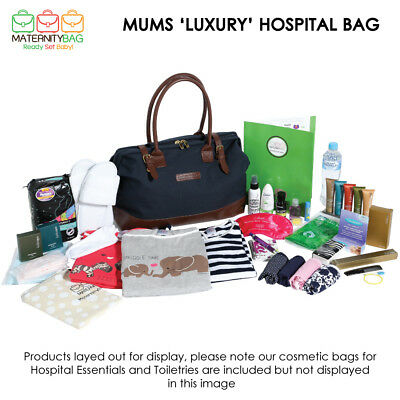 LUXURY Hospital Bag (Mums)