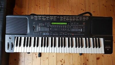 Technics KN 1200 Keyboard mit Disketten-Laufwerk