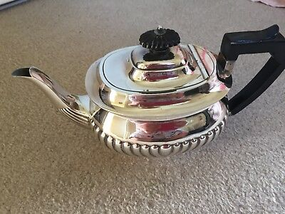Stunning Vintage Silver Plated Teapot