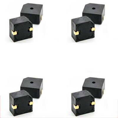 9.6x9.6x5mm SMD/SMT Active Buzzer High Temperature Resistance Voltage 3V~ 5V
