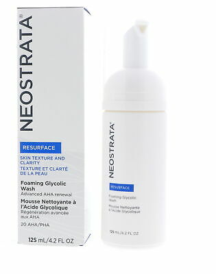 NeoStrata Foaming Glycolic Wash, 3.4 oz Pack of 4