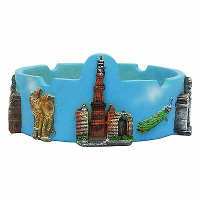 Decorative Resin Carved Monuments Ashtray Ash Holder Cup Bar Pub Home Decor