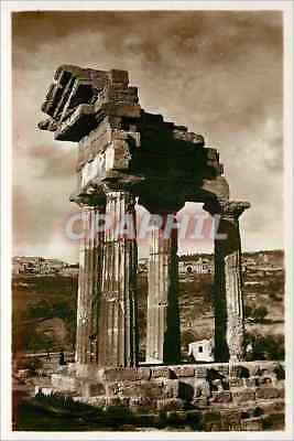 CPA AGRIGENTO Temple of Castor and Pollux