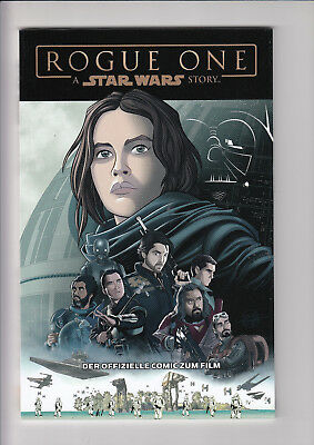 Panini: STAR WARS: ROGUE ONE Der offizielle Comic zum Film, Juni 2018, perfekt