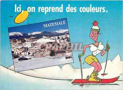 CPM Matemale (Pyr Or) Ici on Reprend des Couleurs Ski
